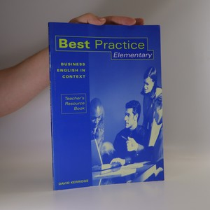 náhled knihy - Best practice. Teacher's resource book. Business English in context. Elementary