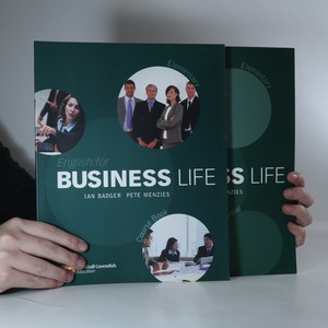 náhled knihy - English for Business Life Elementary. Course book. Trainer's manual. (komplet, 2 svazky)