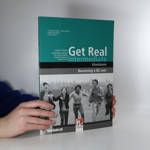 náhled knihy - Get Real. Intermediate. Workbook