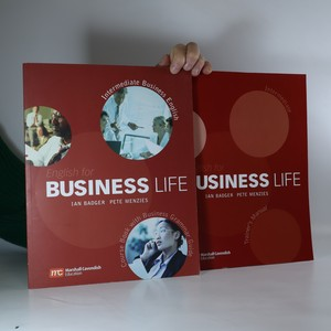 náhled knihy - English for business life; Intermediate. Course book with business grammar guide, trainer's manual (2 svazky)