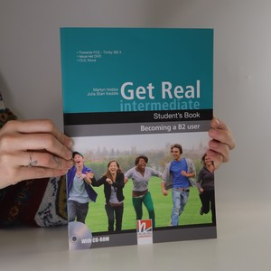 náhled knihy - Get Real. Intermediate. Studetn's Book.