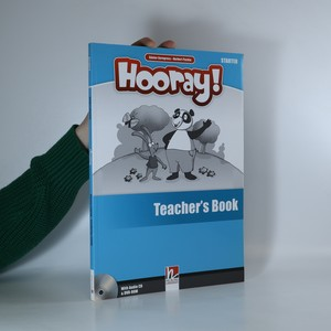 náhled knihy - Hooray! starter. teacher's book (včetně CD)