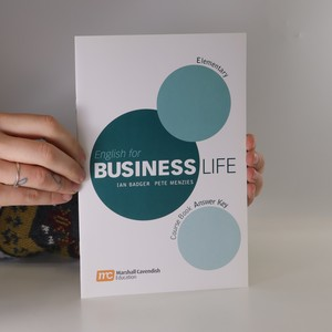 antikvární kniha English for Business Life: Self-study guide with CD. Elementary, 2005