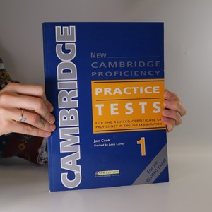 náhled knihy - New Cambridge Proficiency Practice Tests 1.