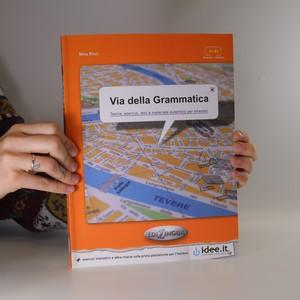 náhled knihy - Via della grammatica