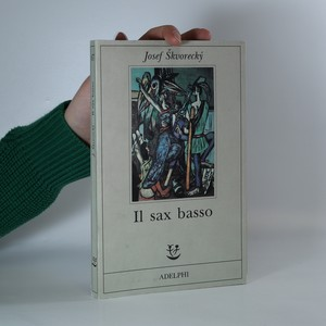 náhled knihy - Il sax basso