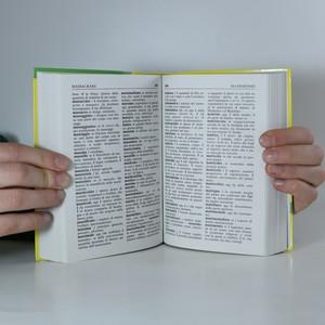 antikvární kniha Dizionario italiano, neuveden