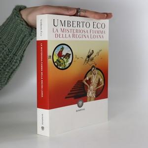 náhled knihy - La misteriosa fiamma della regina Loana