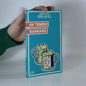 náhled knihy - Un tenero barbaro