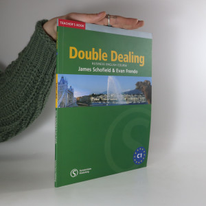 náhled knihy - Double Dealing. Business English Course. Teacher's Book