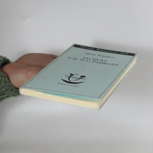 antikvární kniha Jacques e il suo padrone , 2010