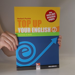 náhled knihy - Top Up Your English 2. Grammar and Skills (včetně CD)