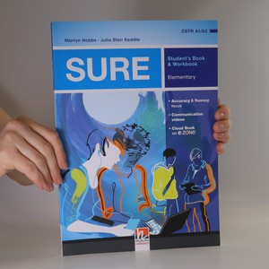 náhled knihy - Sure. Elementary. Student's Book and Workbook
