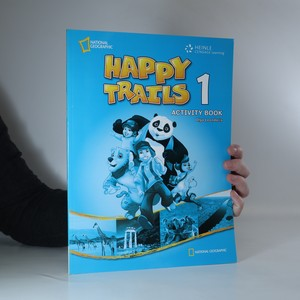 náhled knihy - Happy Trails 1 Activity Book