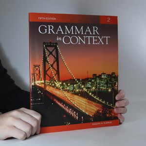 náhled knihy - Grammar in context. 2