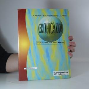 náhled knihy - Certificazioni : preparazione alla prova scritta : livello avanzato