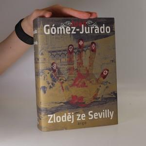 náhled knihy - Zloděj ze Sevilly