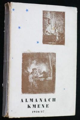 náhled knihy - Almanach Kmene 1936-37