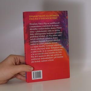 antikvární kniha Alchymistův syn, 2005