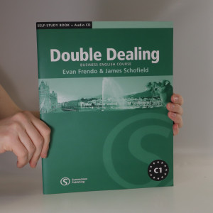náhled knihy - Double Dealing. C1. Business English Course. Self-study Book, Audio CD.