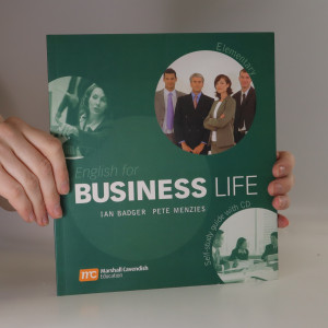 náhled knihy - English for Business Life. Elementary. Self-study guide with CD (včetně CD)