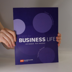 náhled knihy - English for Business Life. Upper Intermediate. Trainer's Manual