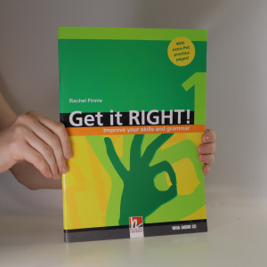 náhled knihy - Get it right! 1. Improve your skills and grammar (včetně CD)
