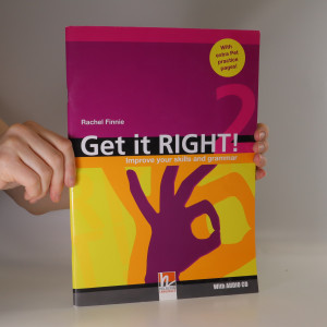 náhled knihy - Get it right! 2. Improve your skills and grammar (včetně CD)