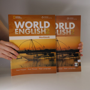 náhled knihy - World English 2. Real People, Real Places, Real Language. Student's Book. Workbook (2 svazky, včetně CD)