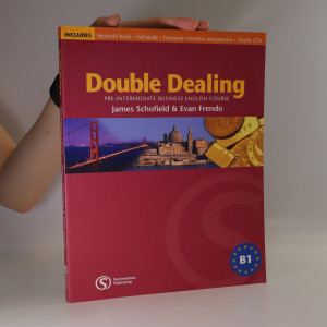náhled knihy - Double Dealing. Pre-intermediate Business English Course. Student's book, Self-study, Grammar reference and practice, 2 Audio CDs. (včetně CD)