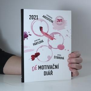 náhled knihy - (De)motivační diář 2021