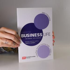 antikvární kniha English for business life : upper intermediate business English, neuveden