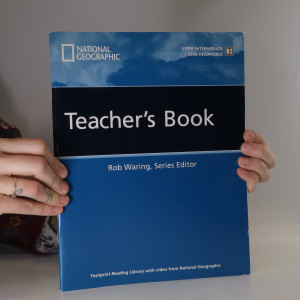 náhled knihy - Footprint Reading Library. Teacher's Book. Upper-Intermediate.