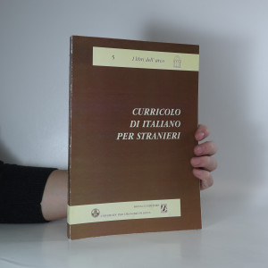 náhled knihy - Curricolo di italiano per stranieri