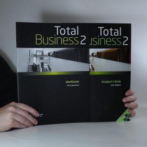 náhled knihy - Total Business 2. Student Book. Workbook (Komplet, 2 svazky)
