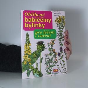 náhled knihy - Oblíbené babiččiny bylinky pro léčení i vaření