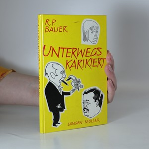 náhled knihy - Unterwegs karikiert