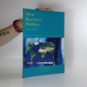náhled knihy - New business matters : business English with a lexical approach. [Intermediate], Coursebook