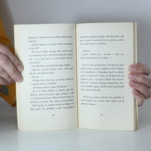 antikvární kniha Pan Ibrahim a květy koránu, 2006