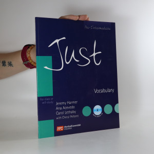 náhled knihy - Just vocabulary : pre-intermediate ; for class or self-study