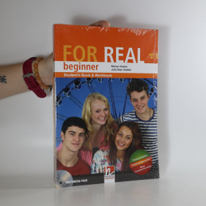 náhled knihy - FOR REAL Beginner Student's Pack