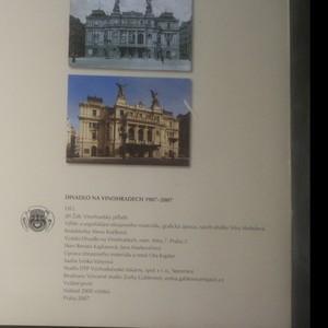 antikvární kniha Divadlo na Vinohradech 1907-2007. Vinohradský příběh, 2007