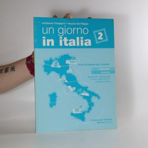 náhled knihy - Un giorno in Italia, intermedio/avanzato