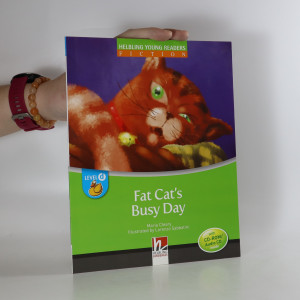 náhled knihy - Fat Cat's Busy Day (CD)