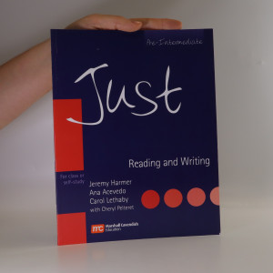 náhled knihy - Just reading and writing. Pre - Intermediate