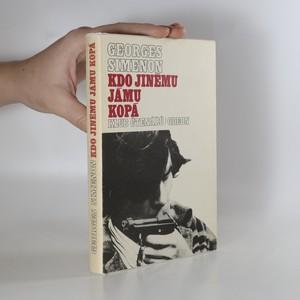 náhled knihy - Kdo jinému jámu kopá