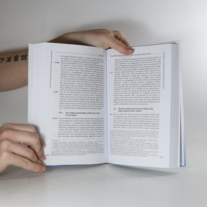 antikvární kniha Arbitral awards and remedies, 2018