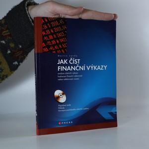 náhled knihy - Jak číst finanční výkazy