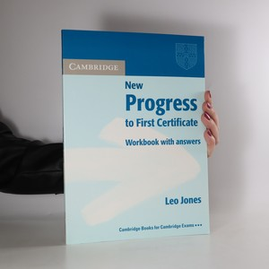 náhled knihy - New progress to first certificate. Workbook with answers