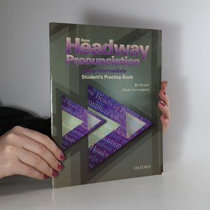 náhled knihy - New Headway pronunciation course upper-intermediate. Student's practice book